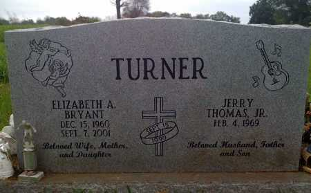 TURNER, ELIZABETH A. - Washington County, Arkansas | ELIZABETH A. TURNER - Arkansas Gravestone Photos