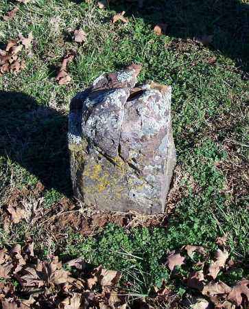 UNKNOWN, FIELD STONE {6} - Washington County, Arkansas | FIELD STONE {6} UNKNOWN - Arkansas Gravestone Photos