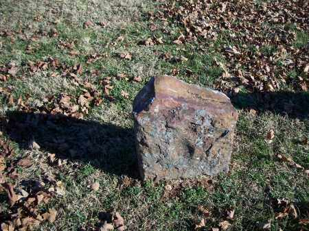 UNKNOWN, FIELD STONE {8} - Washington County, Arkansas | FIELD STONE {8} UNKNOWN - Arkansas Gravestone Photos