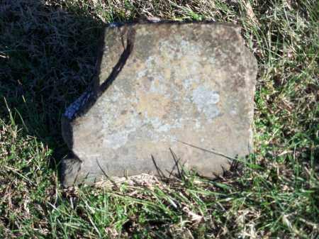 UNKNOWN, FIELD STONE {18} - Washington County, Arkansas | FIELD STONE {18} UNKNOWN - Arkansas Gravestone Photos