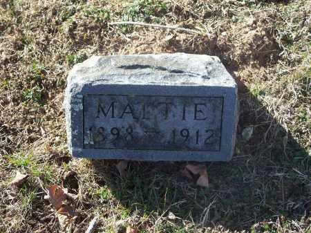 BEAVER, MATTIE - Washington County, Arkansas   MATTIE BEAVER - Arkansas Gravestone Photos