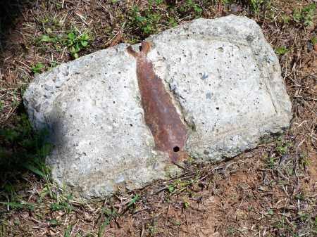UNKNOWN, MARKER - Washington County, Arkansas   MARKER UNKNOWN - Arkansas Gravestone Photos