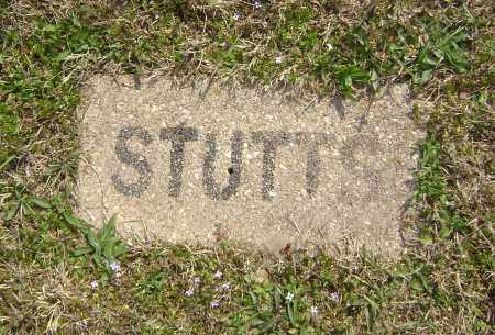 STUTTS, UNKNOWN - Washington County, Arkansas | UNKNOWN STUTTS - Arkansas Gravestone Photos