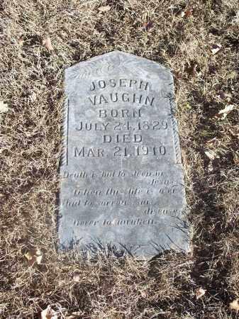 VAUGHN, JOSEPH - Washington County, Arkansas | JOSEPH VAUGHN - Arkansas Gravestone Photos