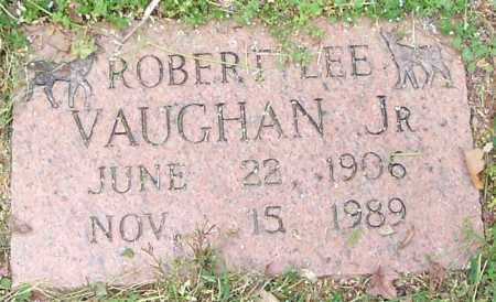 VAUGHN, ROBERT LEE JR. - Washington County, Arkansas | ROBERT LEE JR. VAUGHN - Arkansas Gravestone Photos