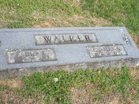HUGHES WALKER, ESTHER ETTA - Washington County, Arkansas | ESTHER ETTA HUGHES WALKER - Arkansas Gravestone Photos