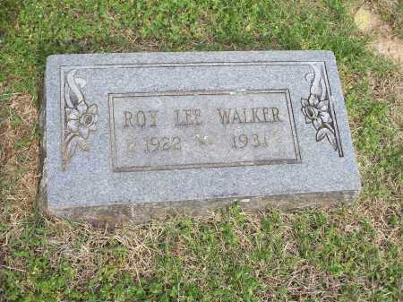 WALKER, ROY LEE - Washington County, Arkansas | ROY LEE WALKER - Arkansas Gravestone Photos