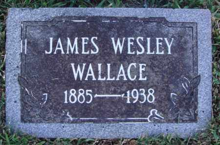 WALLACE, JAMES WESLEY - Washington County, Arkansas | JAMES WESLEY WALLACE - Arkansas Gravestone Photos