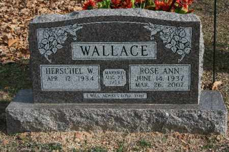 WALLACE, ROSE ANN - Washington County, Arkansas | ROSE ANN WALLACE - Arkansas Gravestone Photos