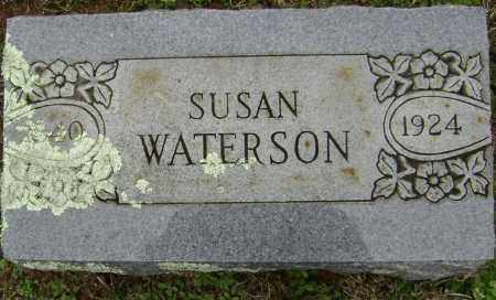 WATERSON, SUSAN - Washington County, Arkansas | SUSAN WATERSON - Arkansas Gravestone Photos