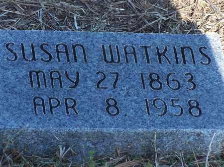 WATKINS, SUSAN - Washington County, Arkansas | SUSAN WATKINS - Arkansas Gravestone Photos