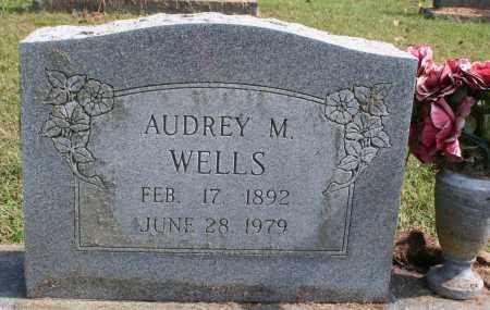 WELLS, AUDREY M. - Washington County, Arkansas | AUDREY M. WELLS - Arkansas Gravestone Photos