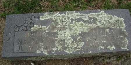 WELLS, JOHN - Washington County, Arkansas | JOHN WELLS - Arkansas Gravestone Photos