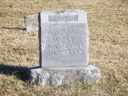 WEST, FLOYD - Washington County, Arkansas | FLOYD WEST - Arkansas Gravestone Photos