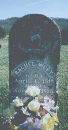MASON WEST, RACHEL - Washington County, Arkansas | RACHEL MASON WEST - Arkansas Gravestone Photos
