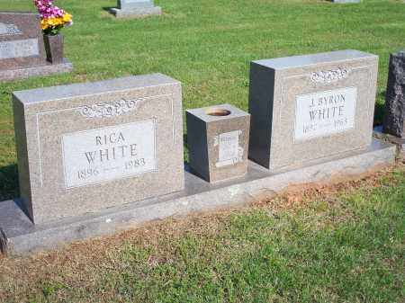WHITE, RICA - Washington County, Arkansas | RICA WHITE - Arkansas Gravestone Photos