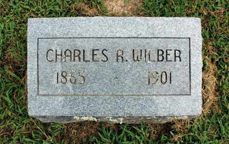 WILBER, CHARLES R. - Washington County, Arkansas | CHARLES R. WILBER - Arkansas Gravestone Photos