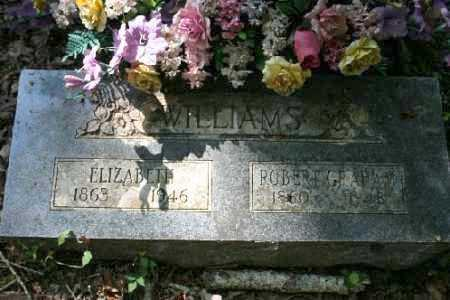 WILLIAMS, ROBERT GRAHAM - Washington County, Arkansas | ROBERT GRAHAM WILLIAMS - Arkansas Gravestone Photos