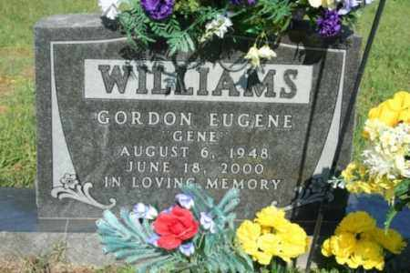"WILLIAMS, GORDON EUGENE ""GENE"" - Washington County, Arkansas 