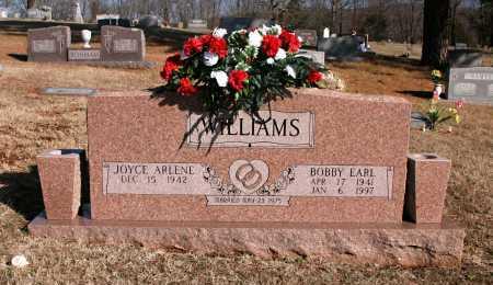 WILLIAMS, BOBBY EARL - Washington County, Arkansas | BOBBY EARL WILLIAMS - Arkansas Gravestone Photos