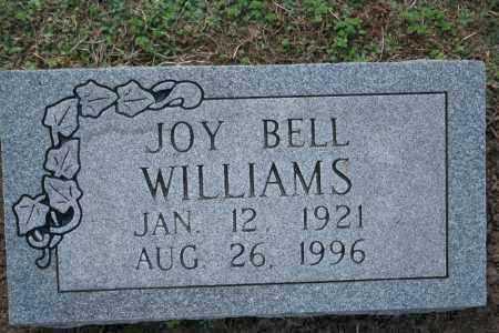 WILLIAMS, JOY BELL - Washington County, Arkansas | JOY BELL WILLIAMS - Arkansas Gravestone Photos