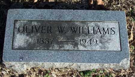 WILLIAMS, OLIVER W. - Washington County, Arkansas | OLIVER W. WILLIAMS - Arkansas Gravestone Photos