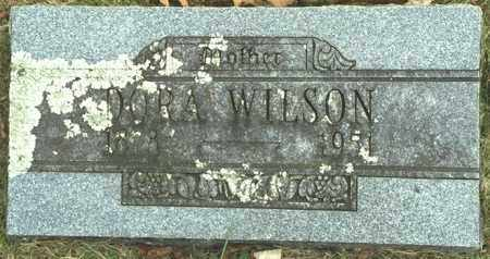 WILSON, DORA - Washington County, Arkansas | DORA WILSON - Arkansas Gravestone Photos