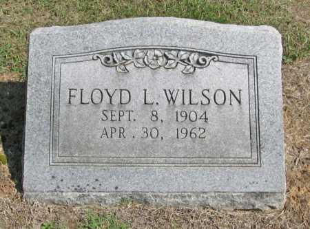 WILSON, FLOYD L. - Washington County, Arkansas | FLOYD L. WILSON - Arkansas Gravestone Photos