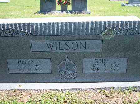 WILSON, HELEN I. - Washington County, Arkansas | HELEN I. WILSON - Arkansas Gravestone Photos