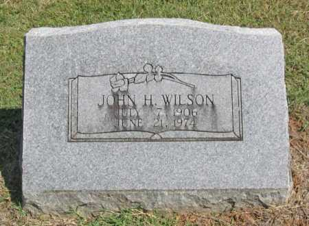 WILSON, JOHN HUGH - Washington County, Arkansas | JOHN HUGH WILSON - Arkansas Gravestone Photos