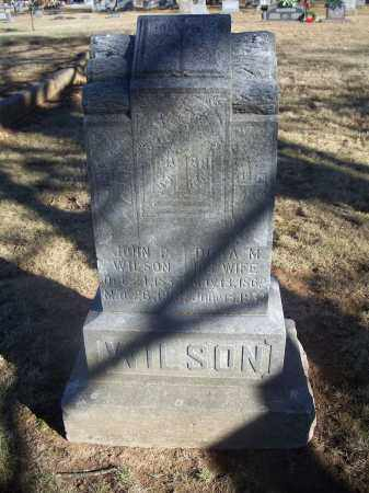 WILSON, JOHN P. - Washington County, Arkansas | JOHN P. WILSON - Arkansas Gravestone Photos