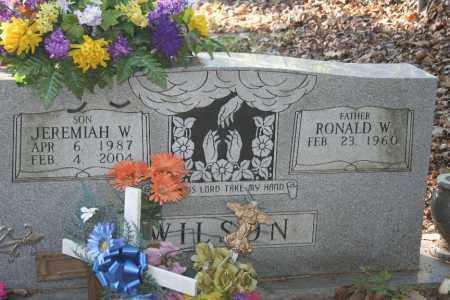 WILSON, JEREMIAH WARD - Washington County, Arkansas   JEREMIAH WARD WILSON - Arkansas Gravestone Photos