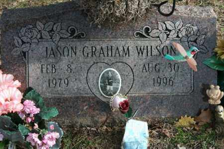 WILSON, JASON GRAHAM - Washington County, Arkansas | JASON GRAHAM WILSON - Arkansas Gravestone Photos