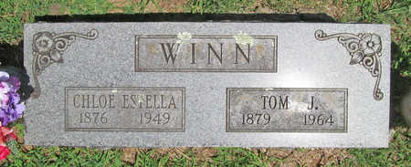 WINN, CHLOE ESTELLA - Washington County, Arkansas | CHLOE ESTELLA WINN - Arkansas Gravestone Photos