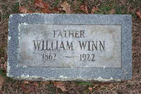 WINN, WILLIAM - Washington County, Arkansas | WILLIAM WINN - Arkansas Gravestone Photos