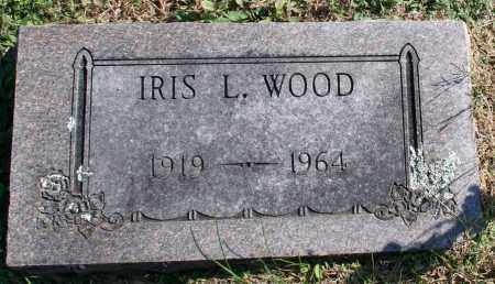 WOOD, IRIS L. - Washington County, Arkansas | IRIS L. WOOD - Arkansas Gravestone Photos