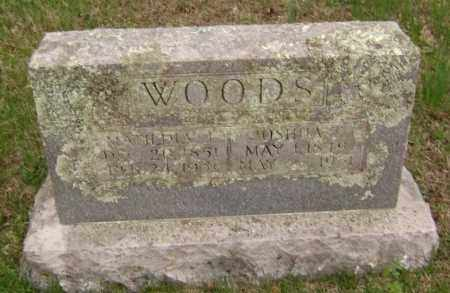 WOODS, MATILDA J. - Washington County, Arkansas | MATILDA J. WOODS - Arkansas Gravestone Photos