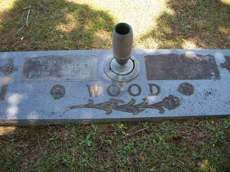 WOOD, DORIS IRENE - Washington County, Arkansas | DORIS IRENE WOOD - Arkansas Gravestone Photos