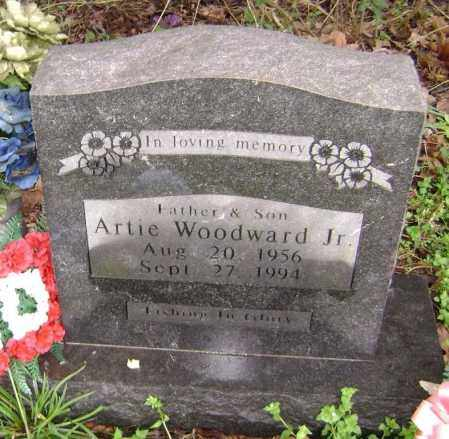 WOODWARD, ARTIE JR - Washington County, Arkansas | ARTIE JR WOODWARD - Arkansas Gravestone Photos