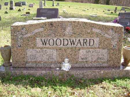 WOODWARD, MYRTLE - Washington County, Arkansas | MYRTLE WOODWARD - Arkansas Gravestone Photos
