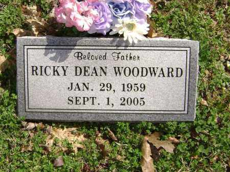 WOODWARD, RICKY DEAN - Washington County, Arkansas | RICKY DEAN WOODWARD - Arkansas Gravestone Photos