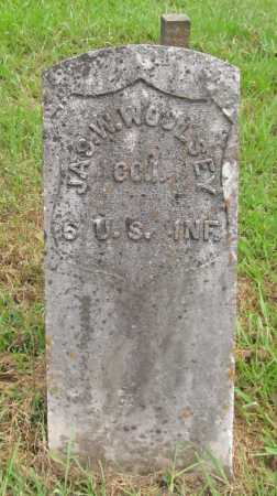 WOOLSEY  (VETERAN UNION), JAMES W. - Washington County, Arkansas | JAMES W. WOOLSEY  (VETERAN UNION) - Arkansas Gravestone Photos