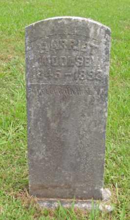 WOOLSEY, HARRIET - Washington County, Arkansas | HARRIET WOOLSEY - Arkansas Gravestone Photos