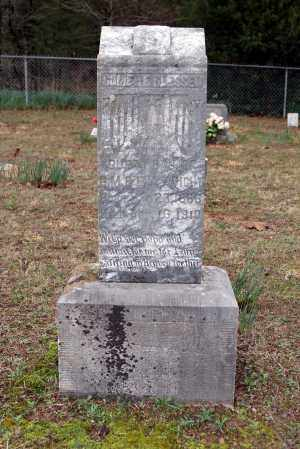 WRIGHT, BURTY - Washington County, Arkansas | BURTY WRIGHT - Arkansas Gravestone Photos