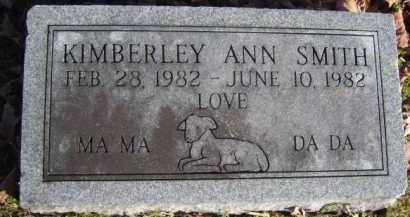 SMITH, KIMBERLEY ANN - Washington County, Arkansas | KIMBERLEY ANN SMITH - Arkansas Gravestone Photos