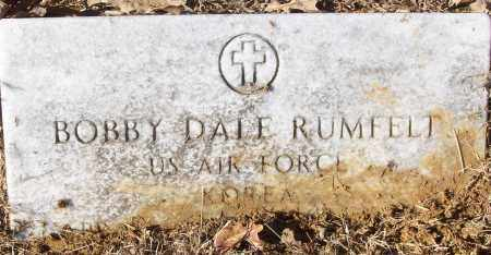 RUMFELT (VETERAN KOR), BOBBY DALE - White County, Arkansas | BOBBY DALE RUMFELT (VETERAN KOR) - Arkansas Gravestone Photos