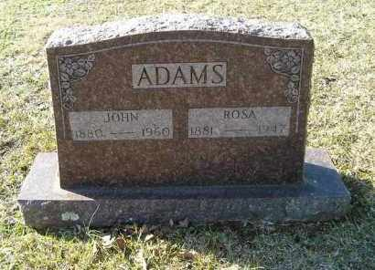 ADAMS, ROSA - White County, Arkansas | ROSA ADAMS - Arkansas Gravestone Photos