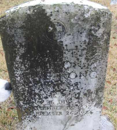 ARMSTRONG  (VETERAN), JARRELL MILTON - White County, Arkansas | JARRELL MILTON ARMSTRONG  (VETERAN) - Arkansas Gravestone Photos