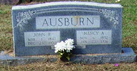 AUSBURN, JOHN R - White County, Arkansas | JOHN R AUSBURN - Arkansas Gravestone Photos