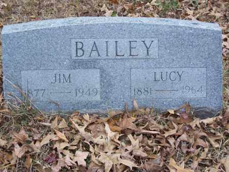 BAILEY, JIM - White County, Arkansas | JIM BAILEY - Arkansas Gravestone Photos